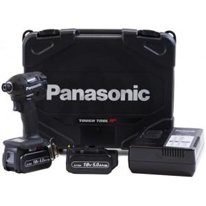 Panasonic EY75A7LJ2G παλμικό κατσαβίδι 18V 5.0Ah Li-Ion ΕΡΓΑΛΕΙΑ ΗΛΕΚΤΡΙΚΑ - ΜΠΑΤΑΡΙΑΣ